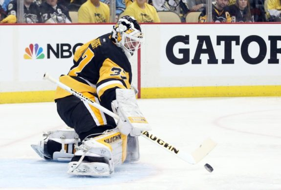 Jeff Zatkoff, Pittsburgh Penguins