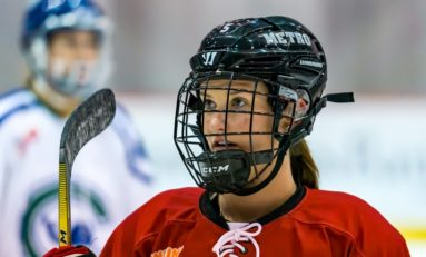 Riveters Re-Sign Three Key Defenders