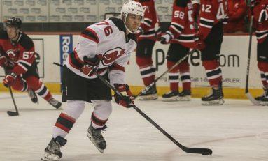 Devils Prospect Jeremy Davies Developing at Northeastern