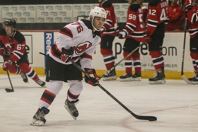 New Jersey Devils  Prospect Jeremy Davies Developing at Northeastern 6e0577801