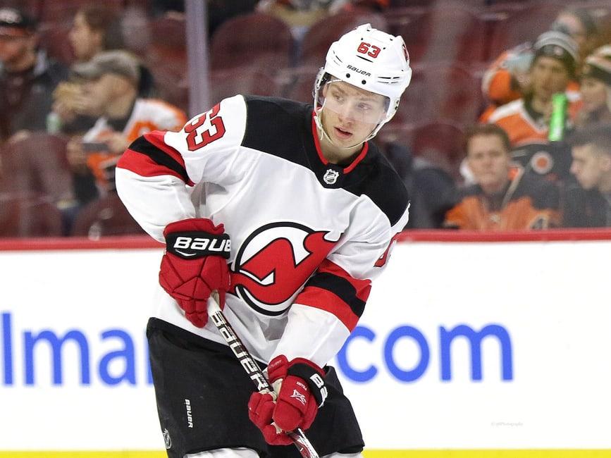 New Jersey Devils Need Jesper Bratt Back Soon