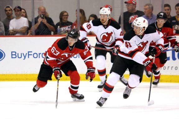 5833b7ec4 New Jersey Devils  Jesper Bratt s Fairy Tale Season Has Devilish End