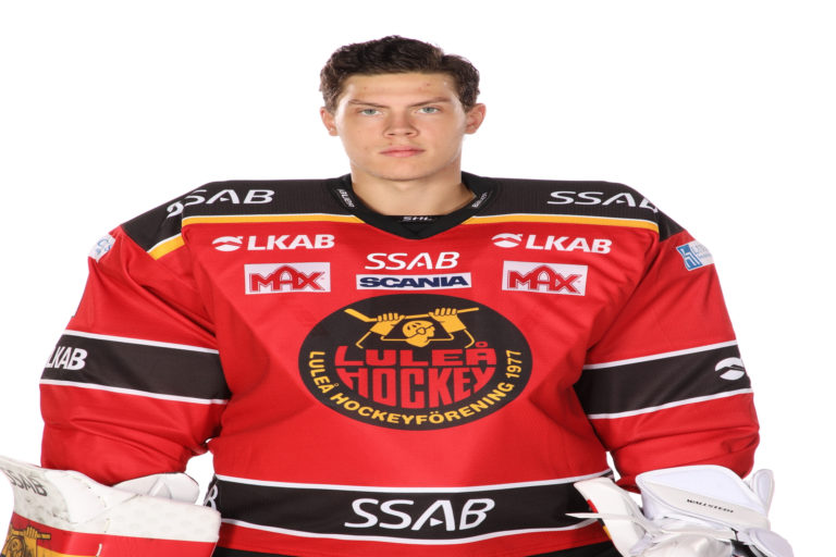 Jesper Wallstedt, Lulea Hockey