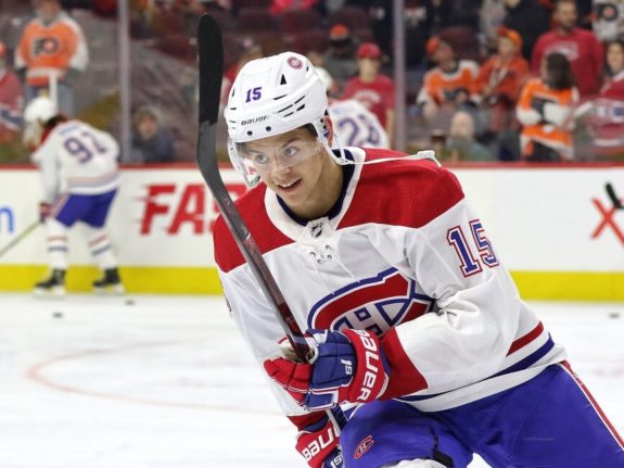 Jesperi Kotkaniemi, Montreal Canadiens