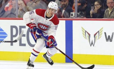 Montreal Canadiens' Experience at Center a Concern