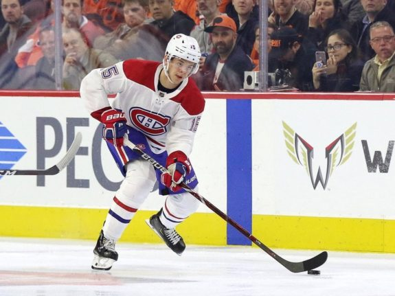 Jesperi Kotkaniemi, Montreal Canadiens (Amy Irvin / The Hockey Writers)