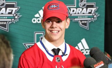 Top 5 Canadiens Draft Picks in the Bergevin Era