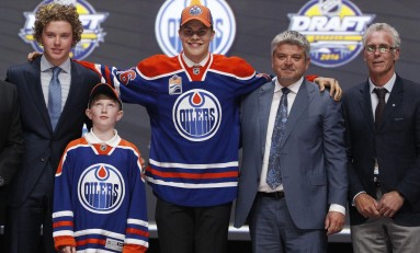 Facing Off: Oilers Roundtable Talking Entry Draft, Prospects