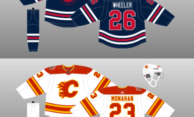 Jets' 2019 Heritage Classic Jersey Is Gorgeous '70s Throwback