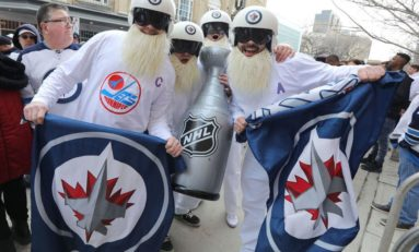 Jets Know How to Throw a Playoff Party