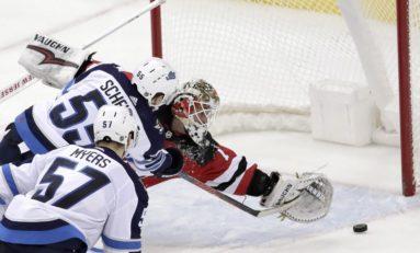 Jets Down Devils - Scheifele Nets 2, Including OT Winner