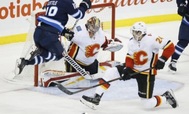 Rittich Emerging as One of Flames' Brightest Stars
