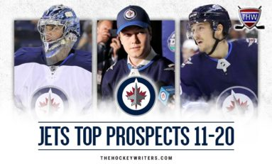 Winnipeg Jets' Top Prospects #11-20
