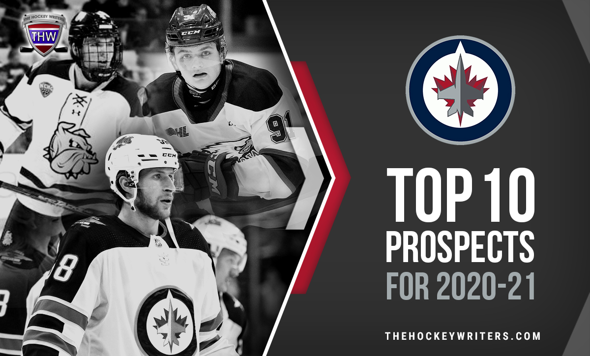 Winnipeg Jets Top 10 Prospects for 2020-21 Jansen Harkins, Dylan Samberg, and Cole Perfetti