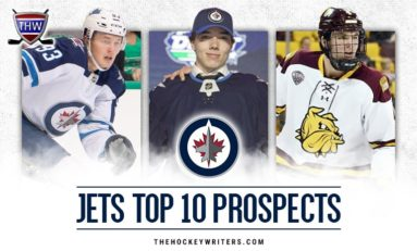 Winnipeg Jets' Top 10 Prospects