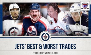 Best & Worst Trades in Winnipeg Jets' History
