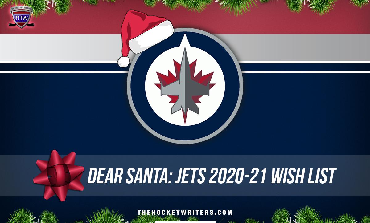 Dear Santa' Winnipeg Jets' Wish List for the 2020-21 Season