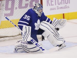 Jhonas Enroth (John E. Sokolowski-USA TODAY Sports)