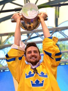 Jhonas Enroth Team Sweden