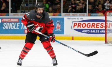 Irreplaceable - Jill Saulnier, Canadian National Team