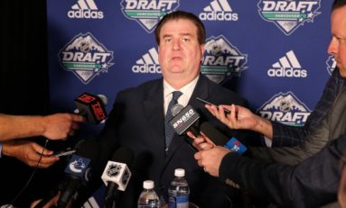Canucks Jim Benning Signs 3-Year Extension