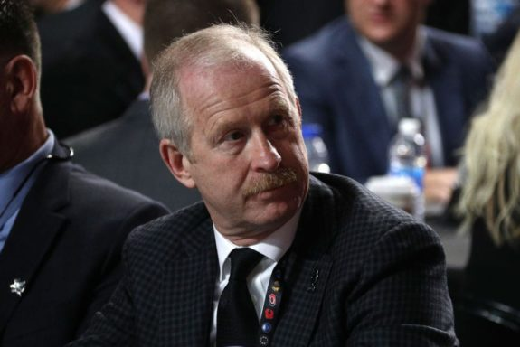 Former Red Wings assistant general manager Jim Nill