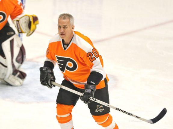 Jim Watson Philadelphia Flyers