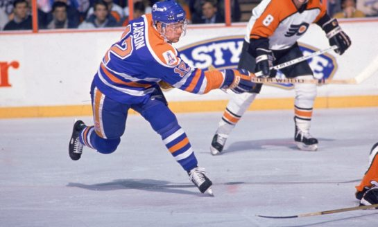 Oilers History: The Importance of Jimmy Carson