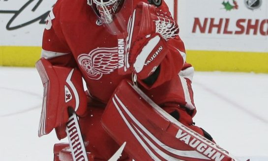 Red Wings Beat Kings - Howard Makes 42 Saves