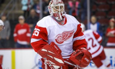 Jimmy Howard's Red Wings Legacy