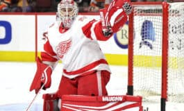Time to Upgrade Wings' Goalie Pipeline