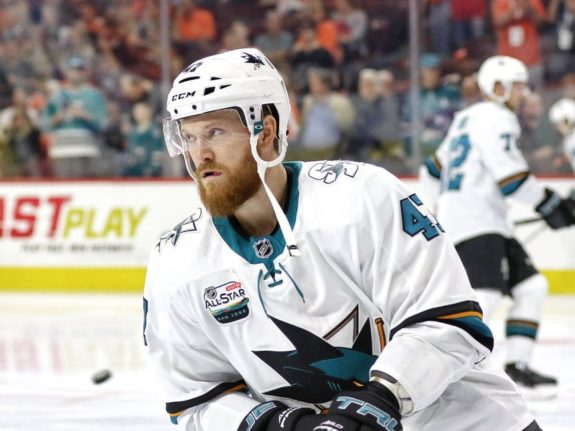 Joakim Ryan - Sharks