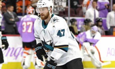 San Jose Sharks Rookie Joakim Ryan Excels in Playoff Debut