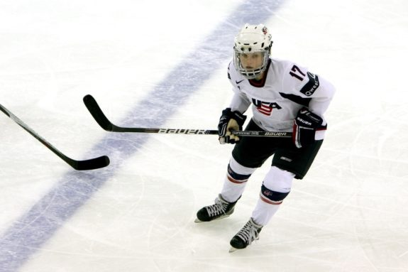 Jocelyne Lamoureux Team USA