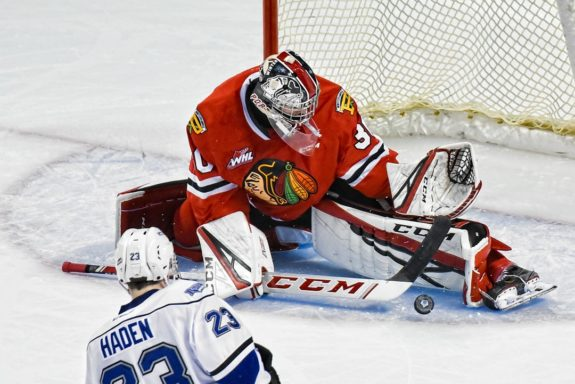 Joe Hofer Portland Winterhawks