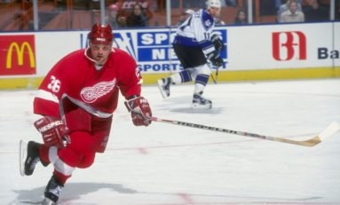 The Red Wings & Kelvington, Sask: From Kocur to Melrose and More
