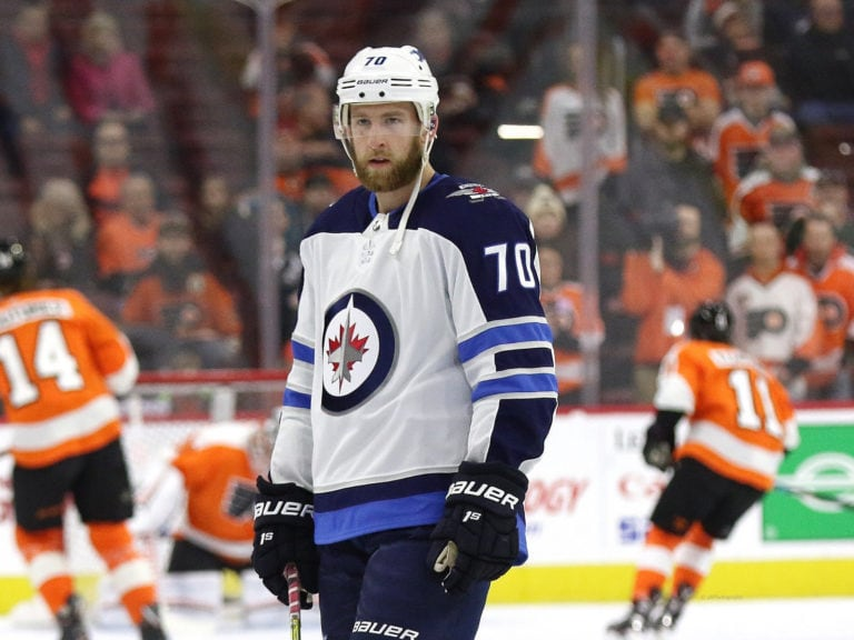 Joe Morrow - Winnipeg Jets