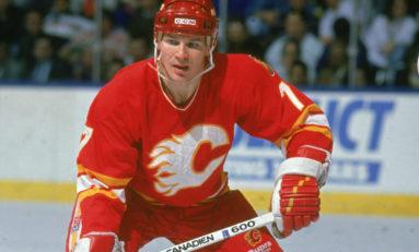 Flames Hall of Famer Joe Mullen Had His Best Seasons in Calgary