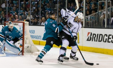 Recap: Kings Bit by Sharks in Homestand Finale