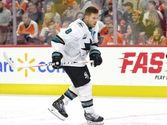 Joe Pavelski - Sharks