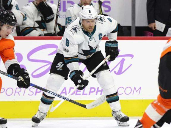 Joe Pavelski Sharks