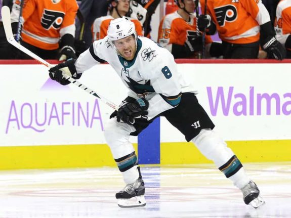Joe Pavelski Sharks