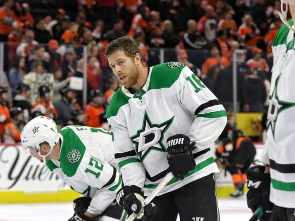 Joe Pavelski Dallas Stars