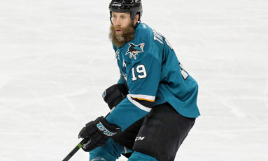 Off the Crossbar: Joe Thornton's Beard Also Ailing