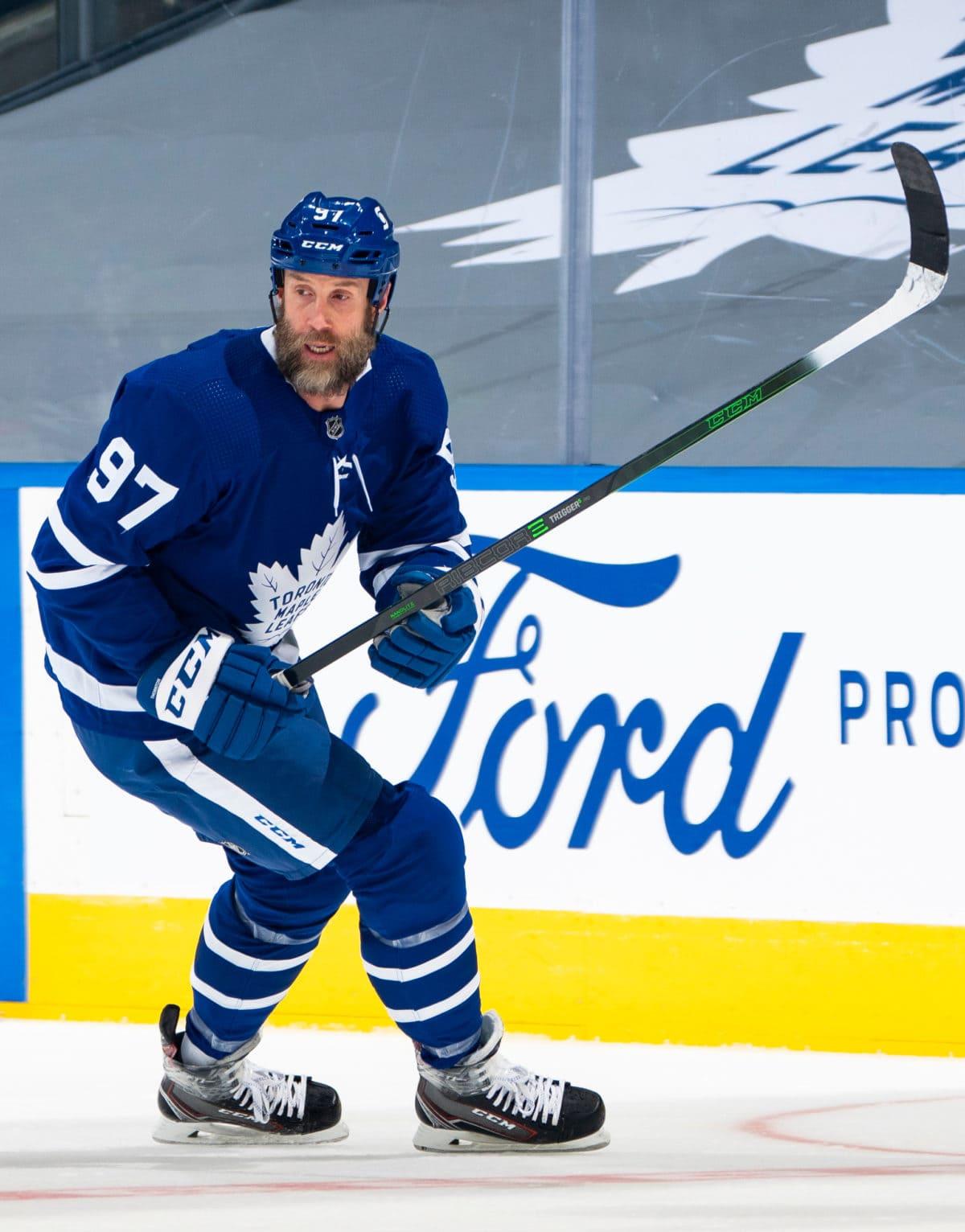 Joe Thornton Toronto Maple Leafs