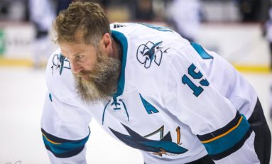 Sharks Are Still Thornton's Best Shot at a Cup