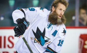 Off the Crossbar: Beardless Thornton Reconsiders Sasquatch Look