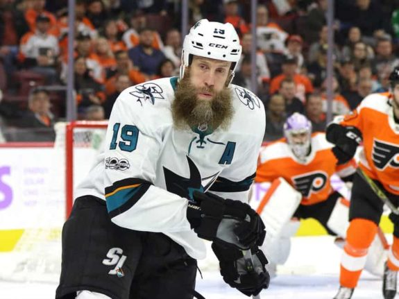 Joe Thornton Sharks