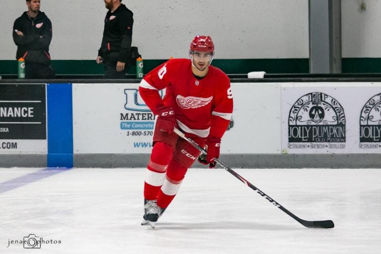 Joe Veleno, Detroit Red Wings