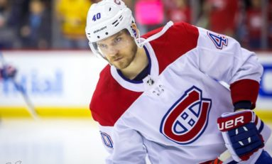 Canadiens Have a 20-Goal Scorer in Joel Armia